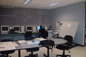 CFI Geoinformatics Research Laboratory